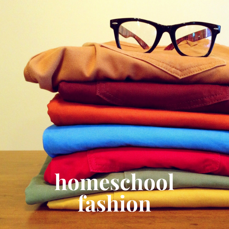 Homeschool Fashion