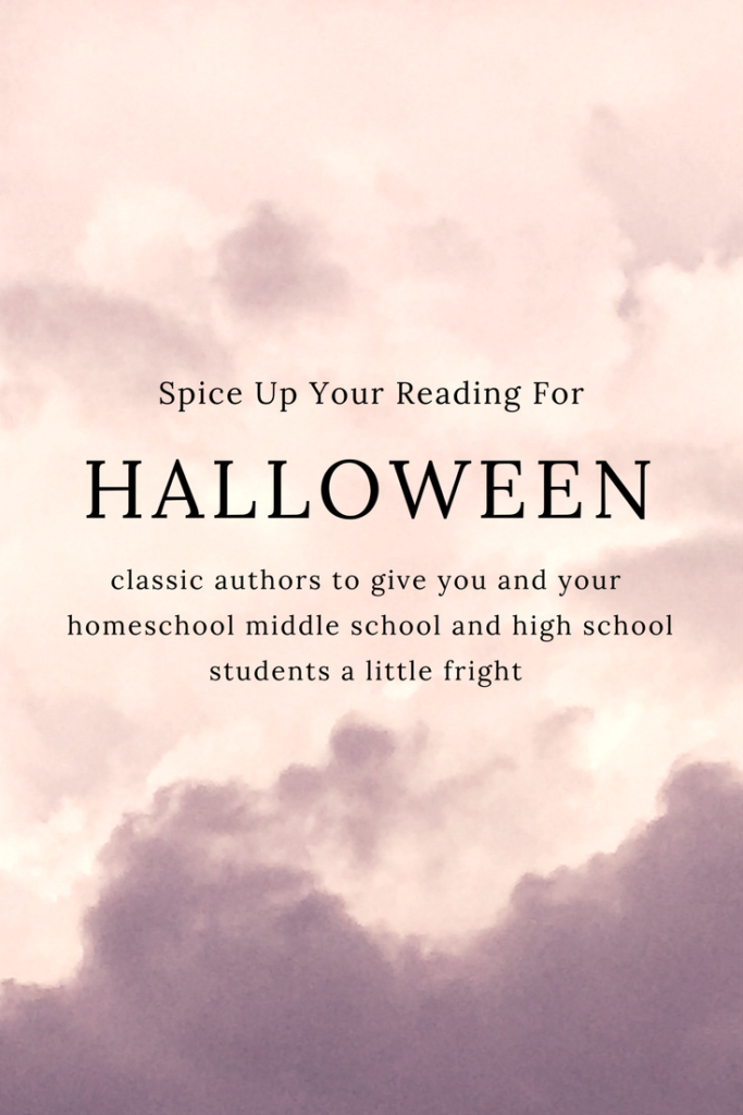 Spice Up Your Reading For Halloween!