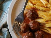 Barbeque Meatballs