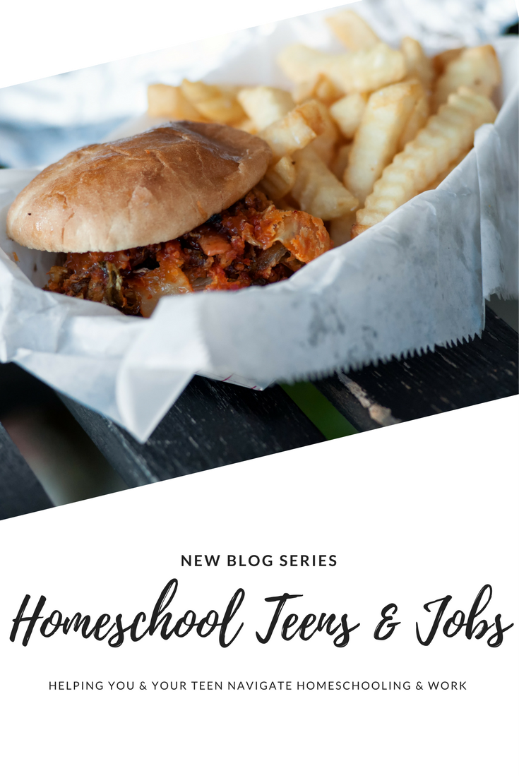 Homeschool Teens & Jobs