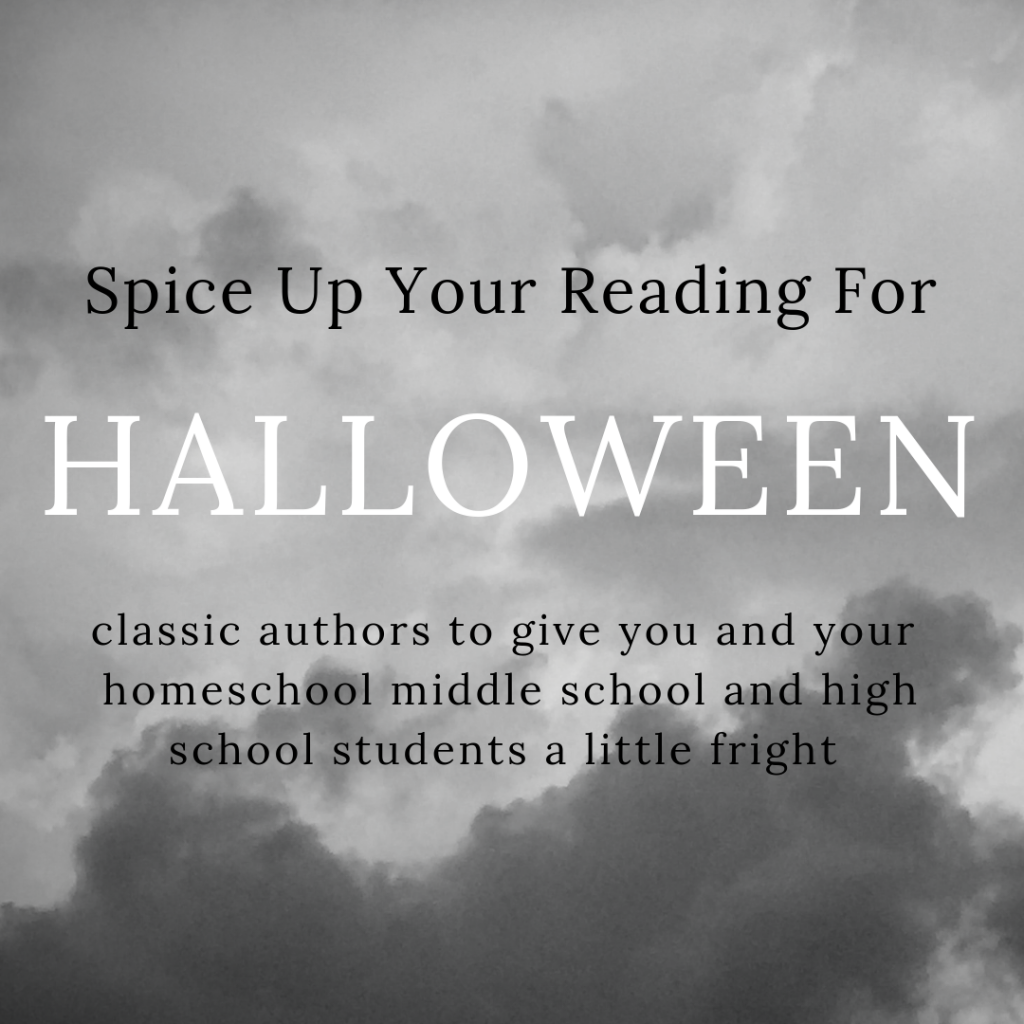 Spice Up Your Reading For Halloween