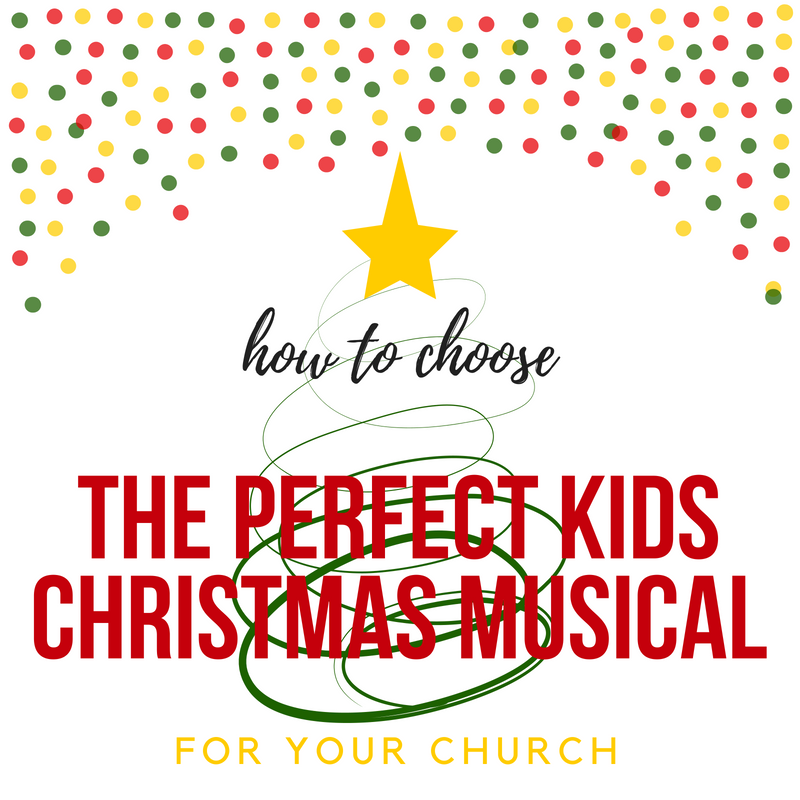 How To Choose The Perfect Kid\'s Christmas Musical For Your Church