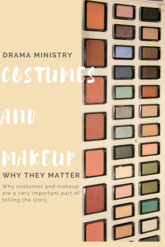 Church Drama: Why Costumes and Makeup Are So Important