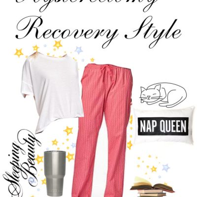 Hysterectomy Recovery Outfit