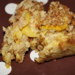Old Fashioned squash casserole recipe.
