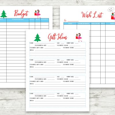 Black Friday Planner and a Freebie!