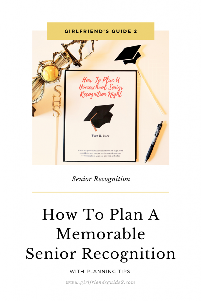 How to plan a memorable senior recognition