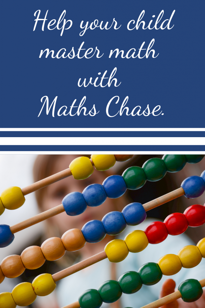 Help your child practice math skill with Maths Chase