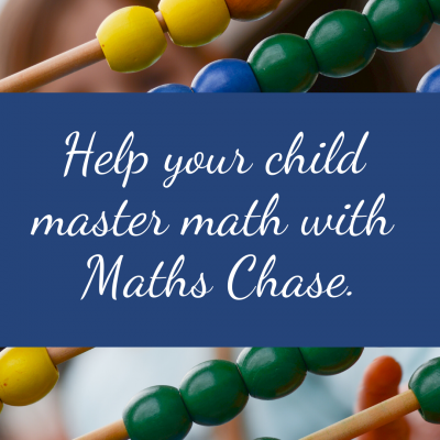 Help your child master math with Maths Chase