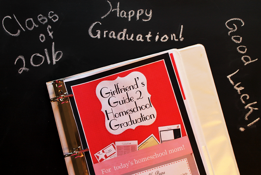 Homeschool Graduation Planner