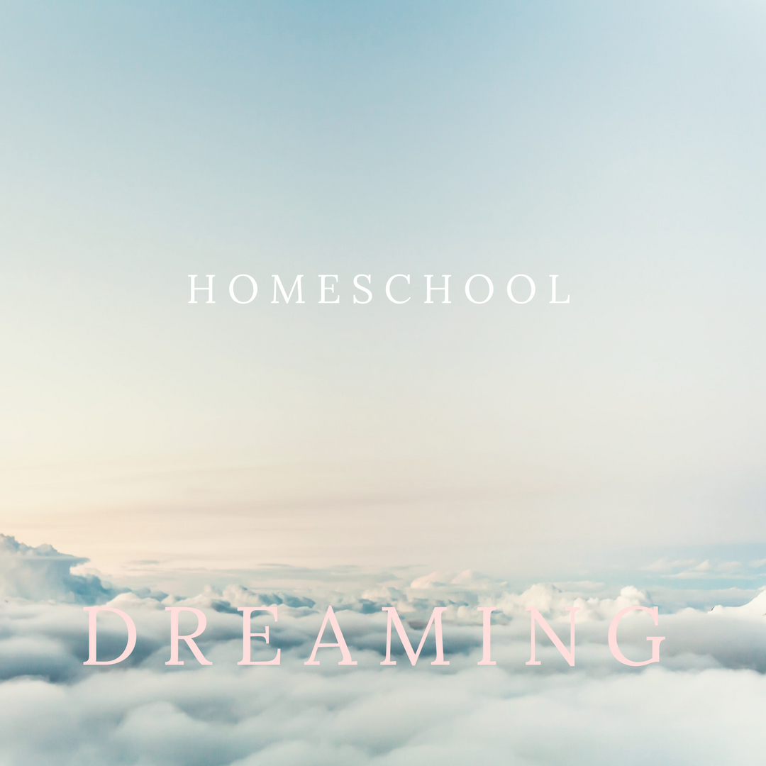Homeschool dreaming