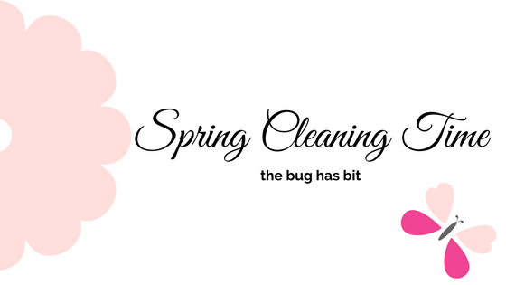 Spring Cleaning Time! Kitchen Deep Spring Cleaning Master List