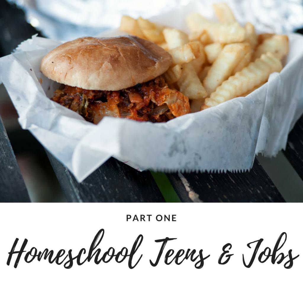 Homeschool Teens & Jobs