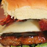 Barbeque Turkey Burgers