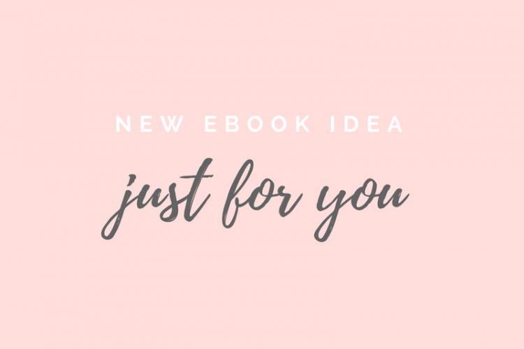 New Ebook Idea:  Homeschool Mom Journal