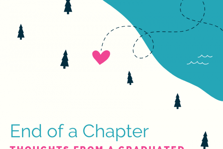 End of a Chapter from a Thoughts from a Graduated Homeschool Mom