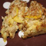 Old Fashioned squash casserole recipe.