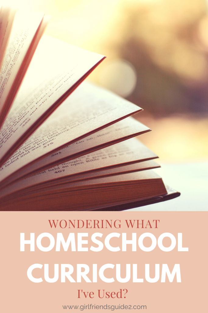 Wondering what homeschool curriculum I've used?  Here's my master list with tips to help you decide which curriculum is best for you.