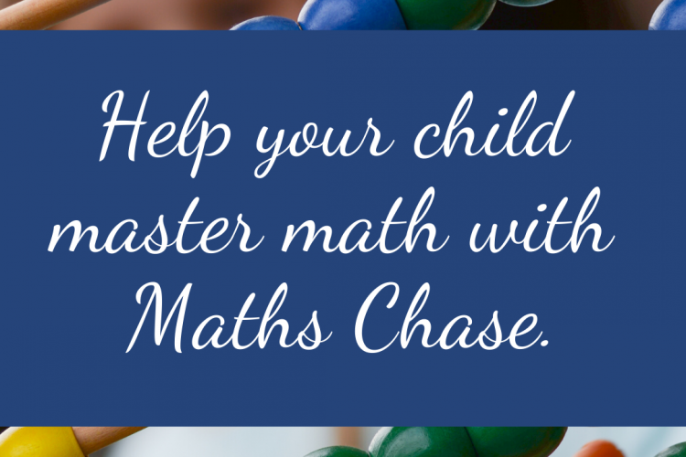 Help your child practice math skills with Maths Chase