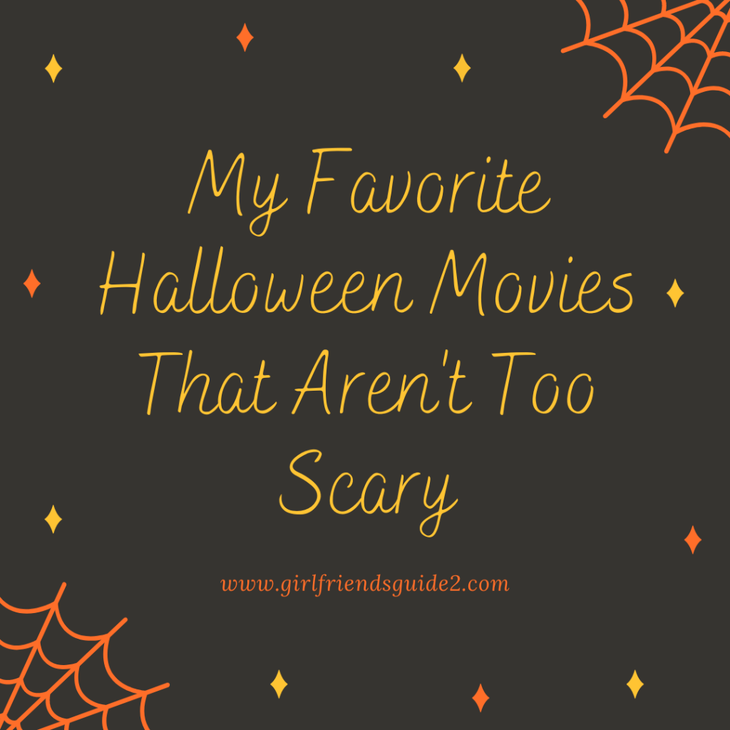 My Favorite Halloween Movies That Aren't Too Scary