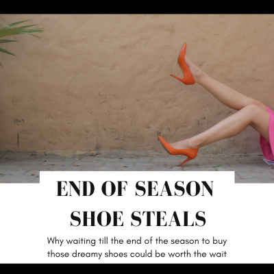 End of Season Shoe Steals