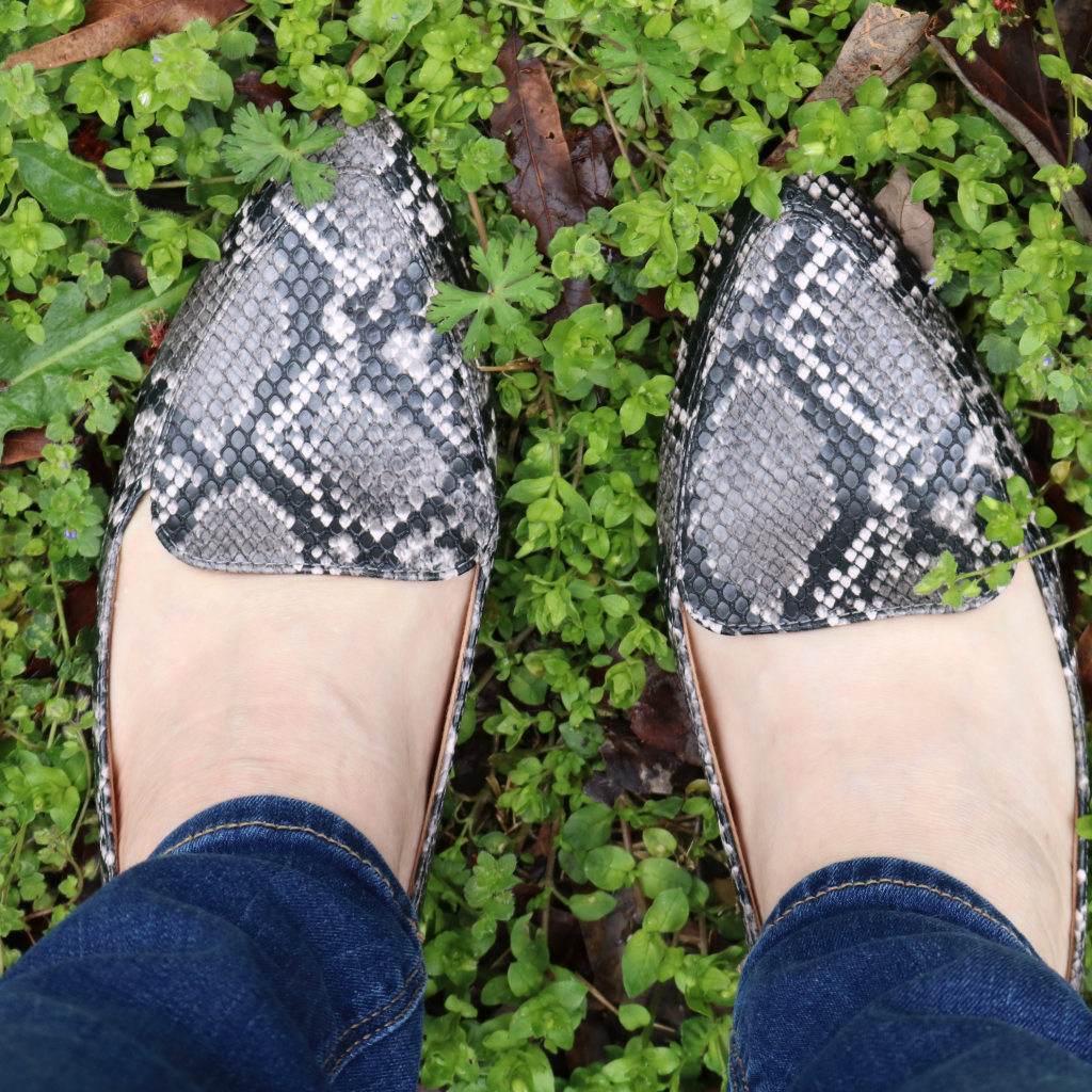 Ballet flats just in time for spring and under $25