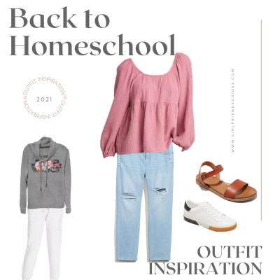 """Rock Your """"Back to Homeschool"""" Outfits With These Budget-Friendly Pieces"""
