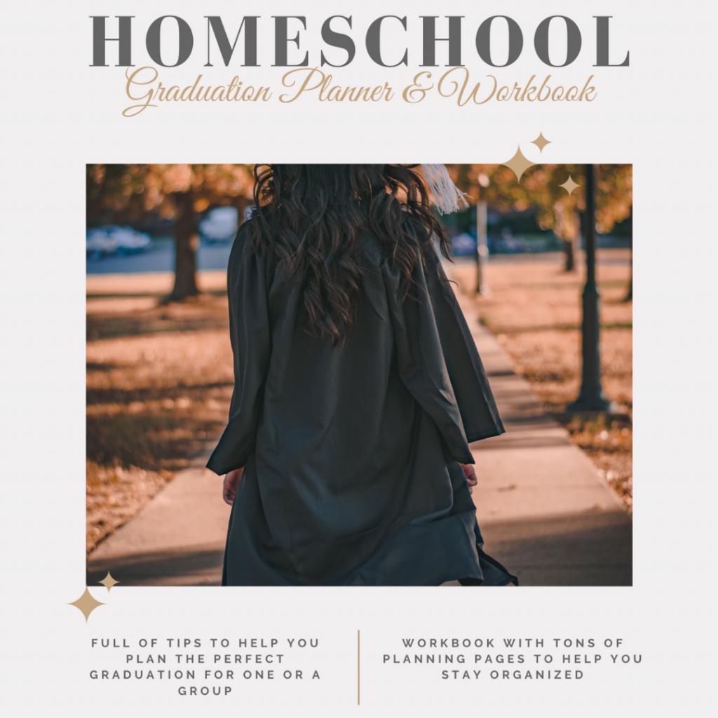 Homeschool Graduation Planner and Workbook