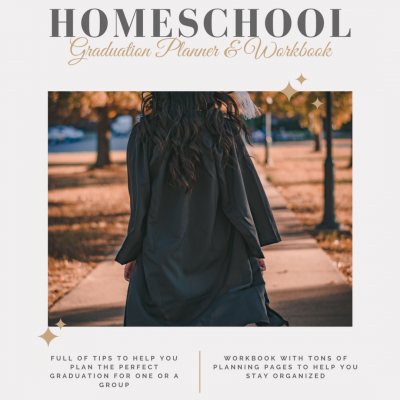 New and Updated Girlfriend's Guide 2 Homeschool Graduations!