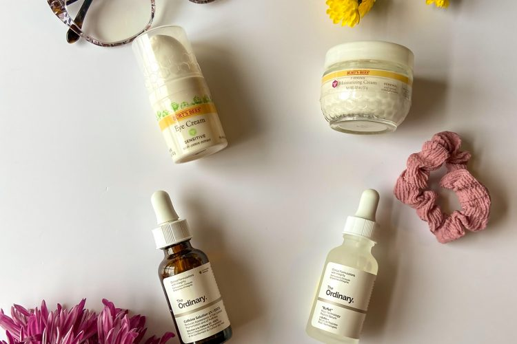 My simple Over 50 Morning Skincare Routine
