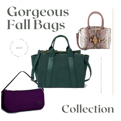 Gorgeous Fall Bags from Target all under $50!
